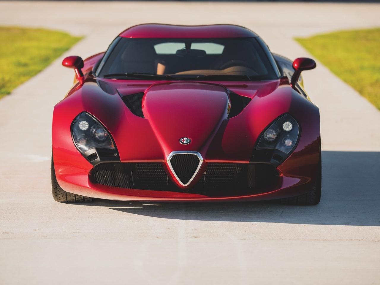 Alfa Romeo TZ3 Zagato - Corsa ou Stradale ? 16