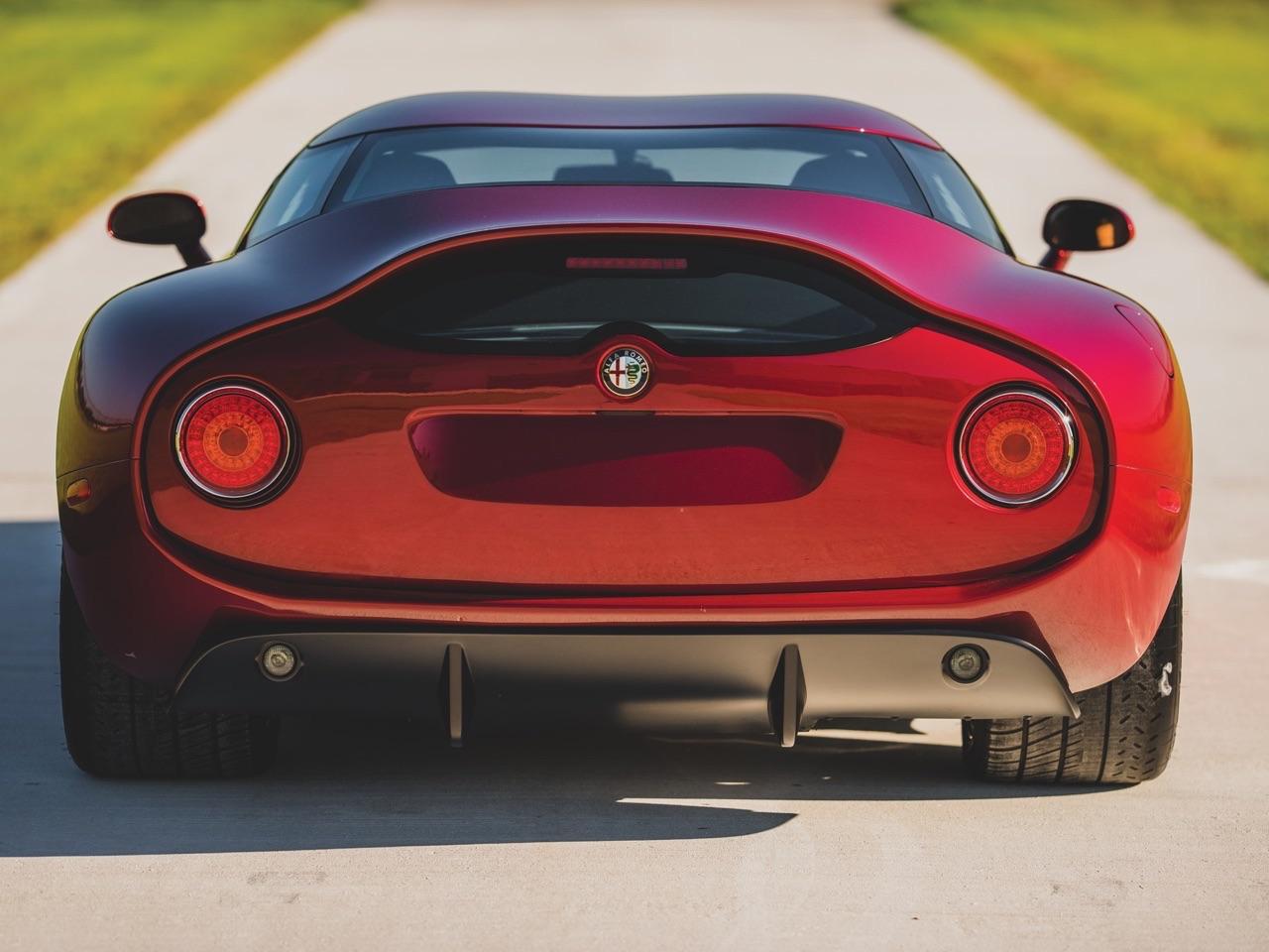 Alfa Romeo TZ3 Zagato - Corsa ou Stradale ? 15