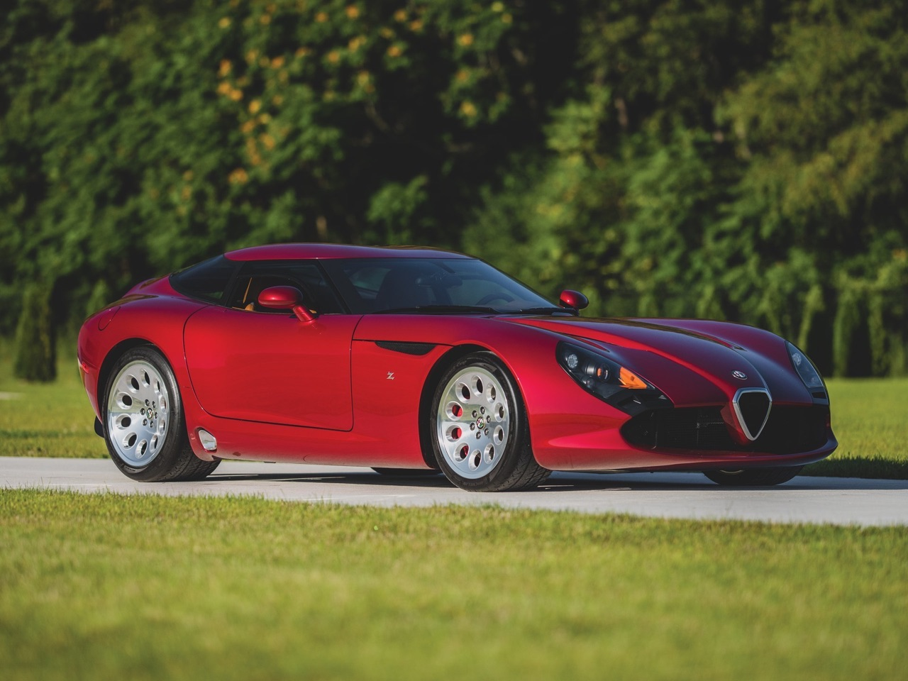 Alfa Romeo TZ3 Zagato - Corsa ou Stradale ? 25