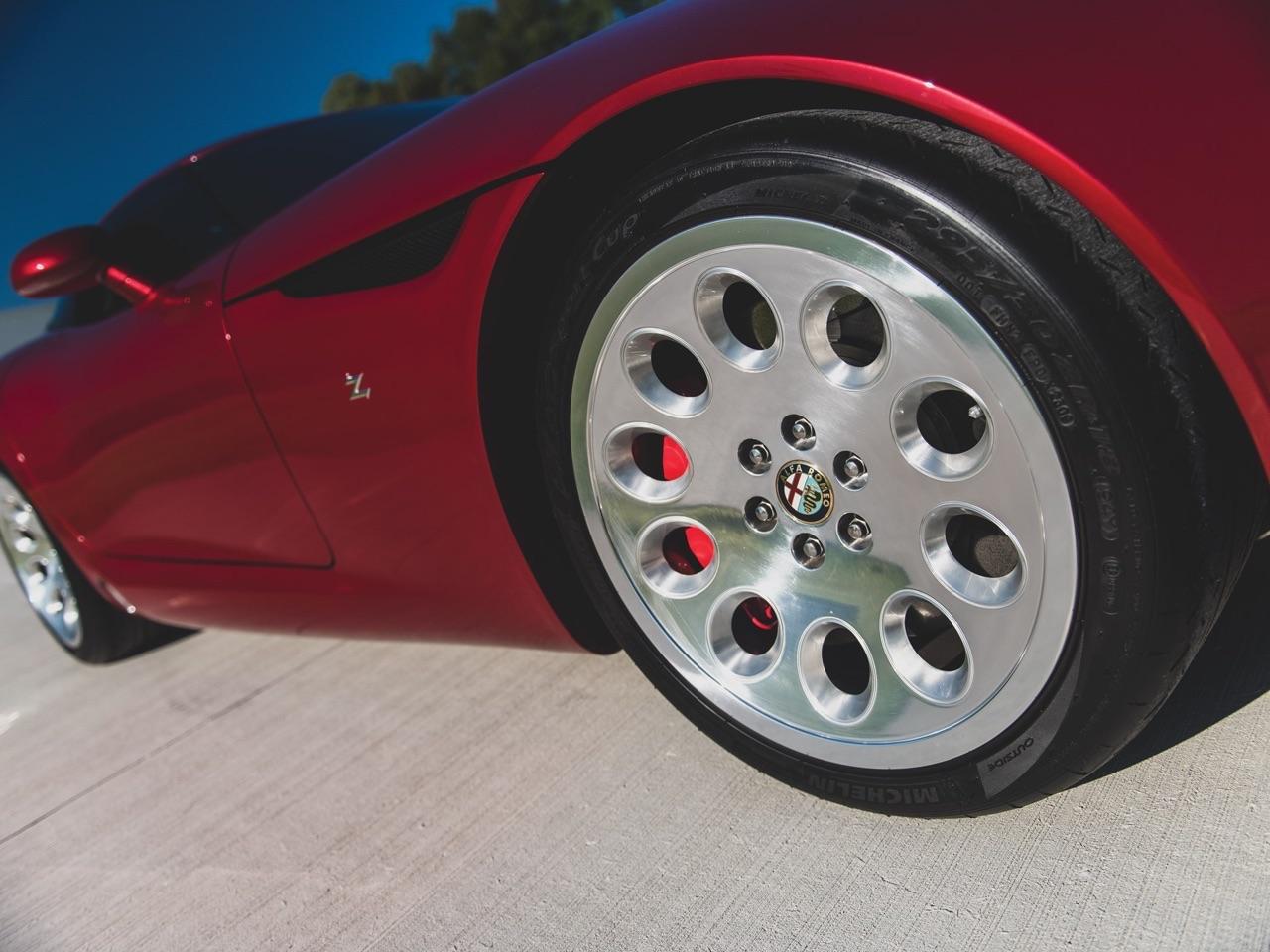 Alfa Romeo TZ3 Zagato - Corsa ou Stradale ? 11