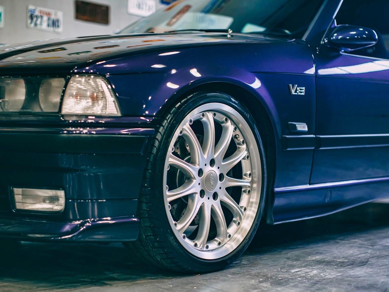 '97 BMW 347i Compact... V8 signé Hartge ! 5