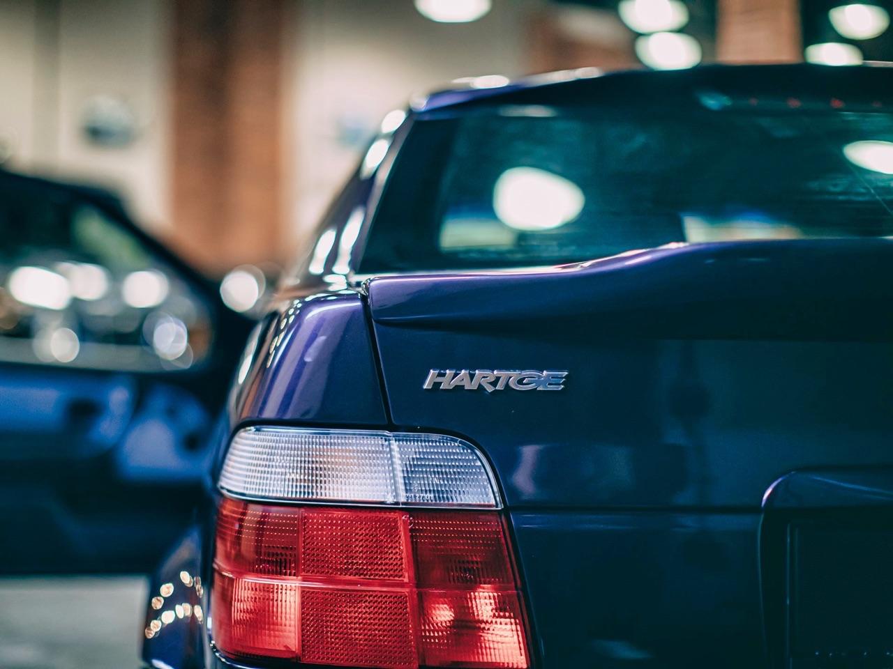 '97 BMW 347i Compact... V8 signé Hartge ! 2
