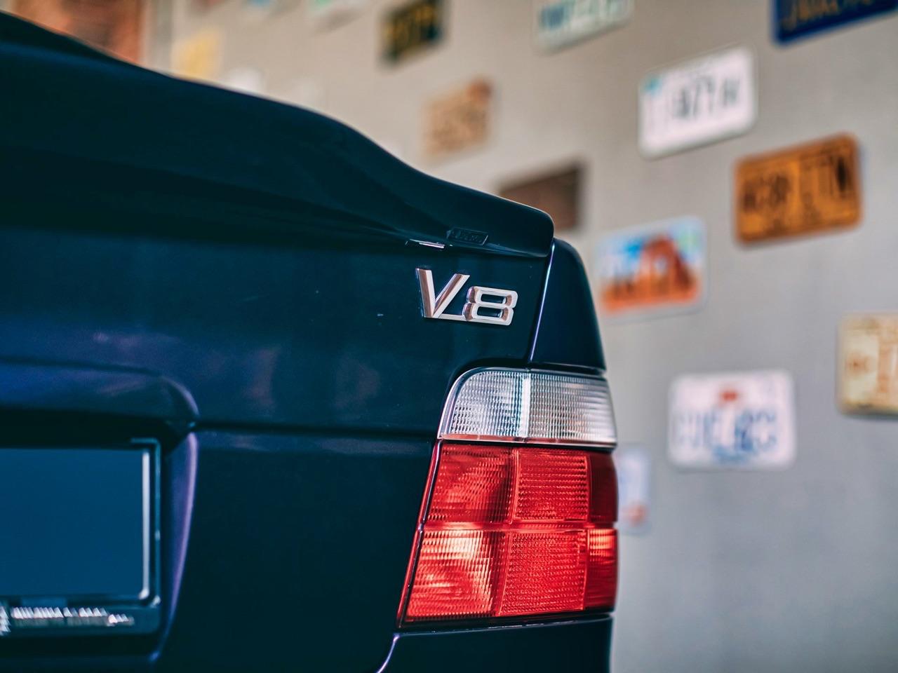 '97 BMW 347i Compact... V8 signé Hartge ! 1