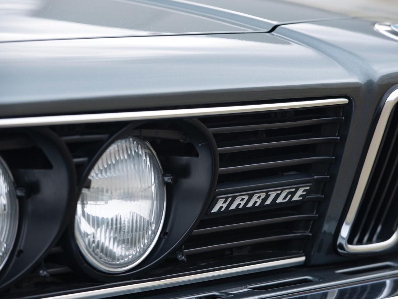 De BMW 635 Csi à Hartge H6 SP 1