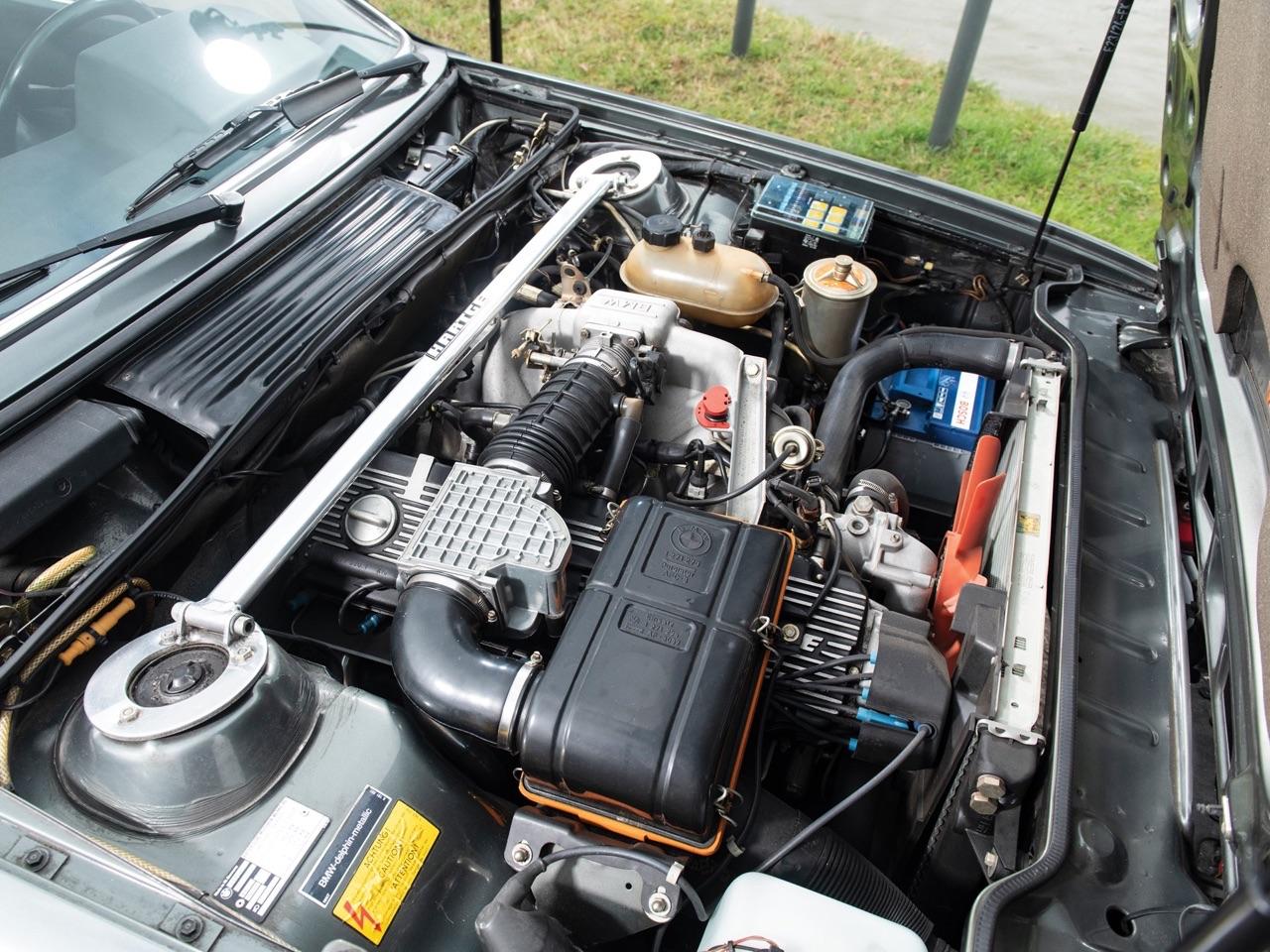 De BMW 635 Csi à Hartge H6 SP 11