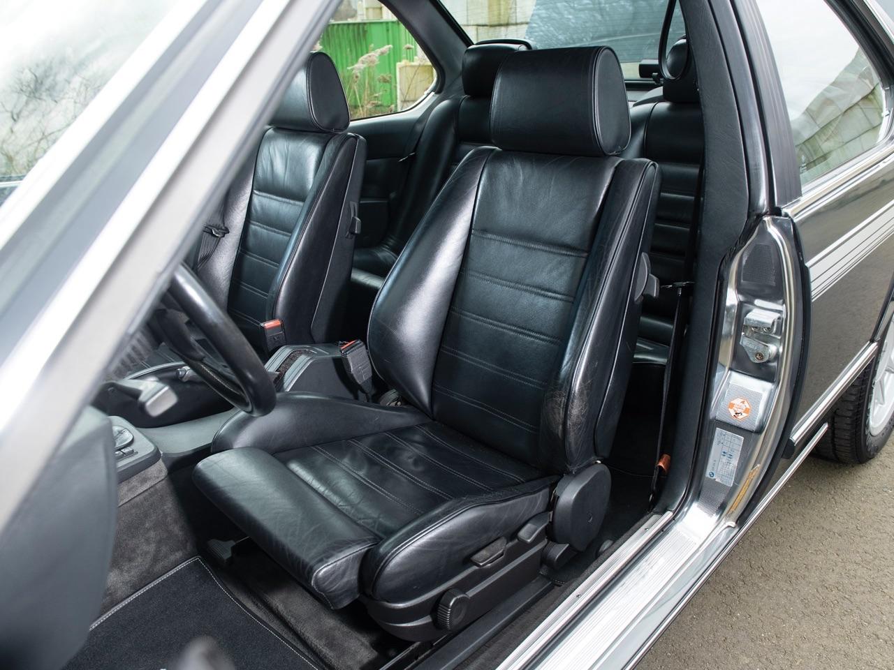 De BMW 635 Csi à Hartge H6 SP 16