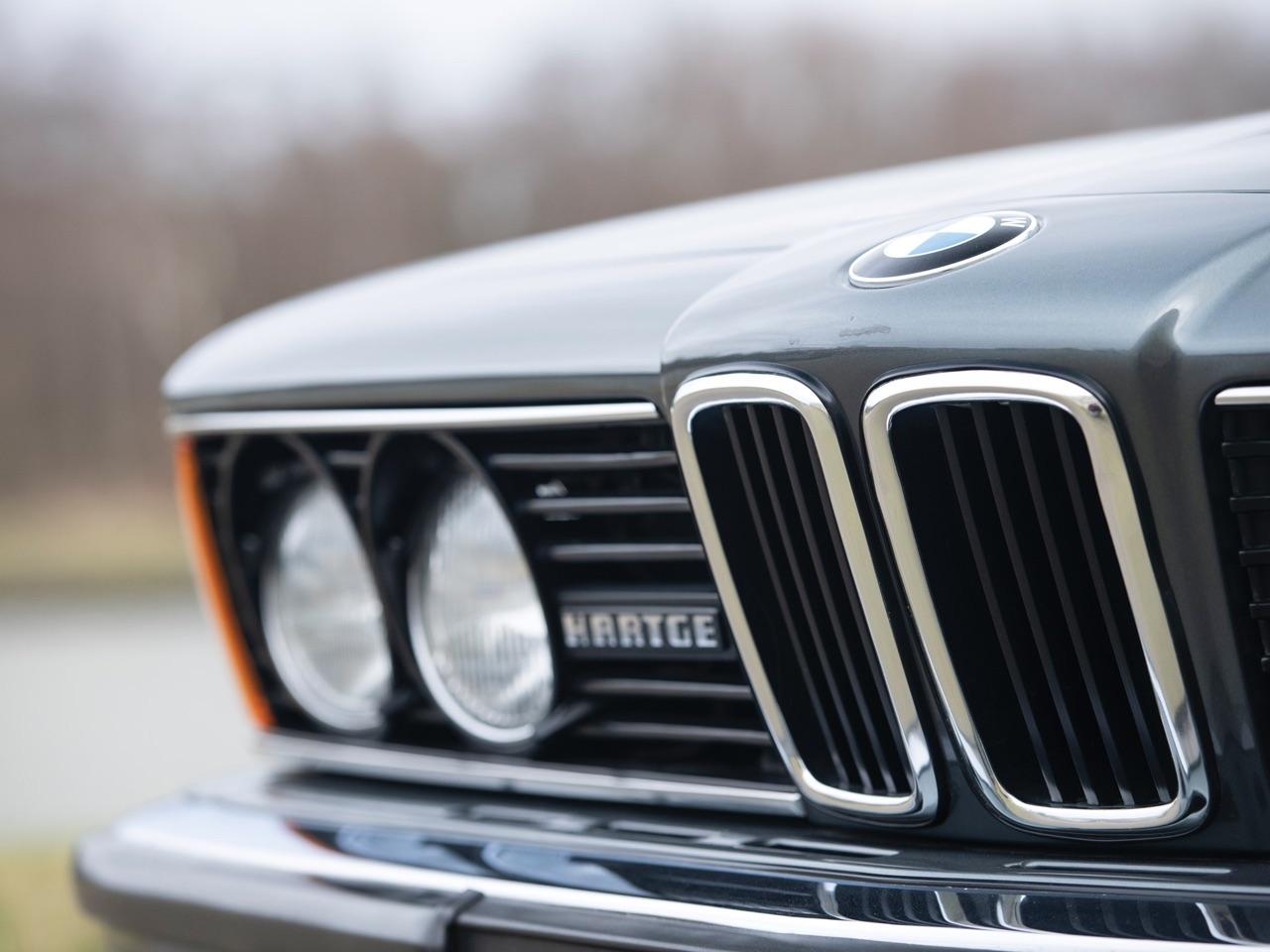 De BMW 635 Csi à Hartge H6 SP 14