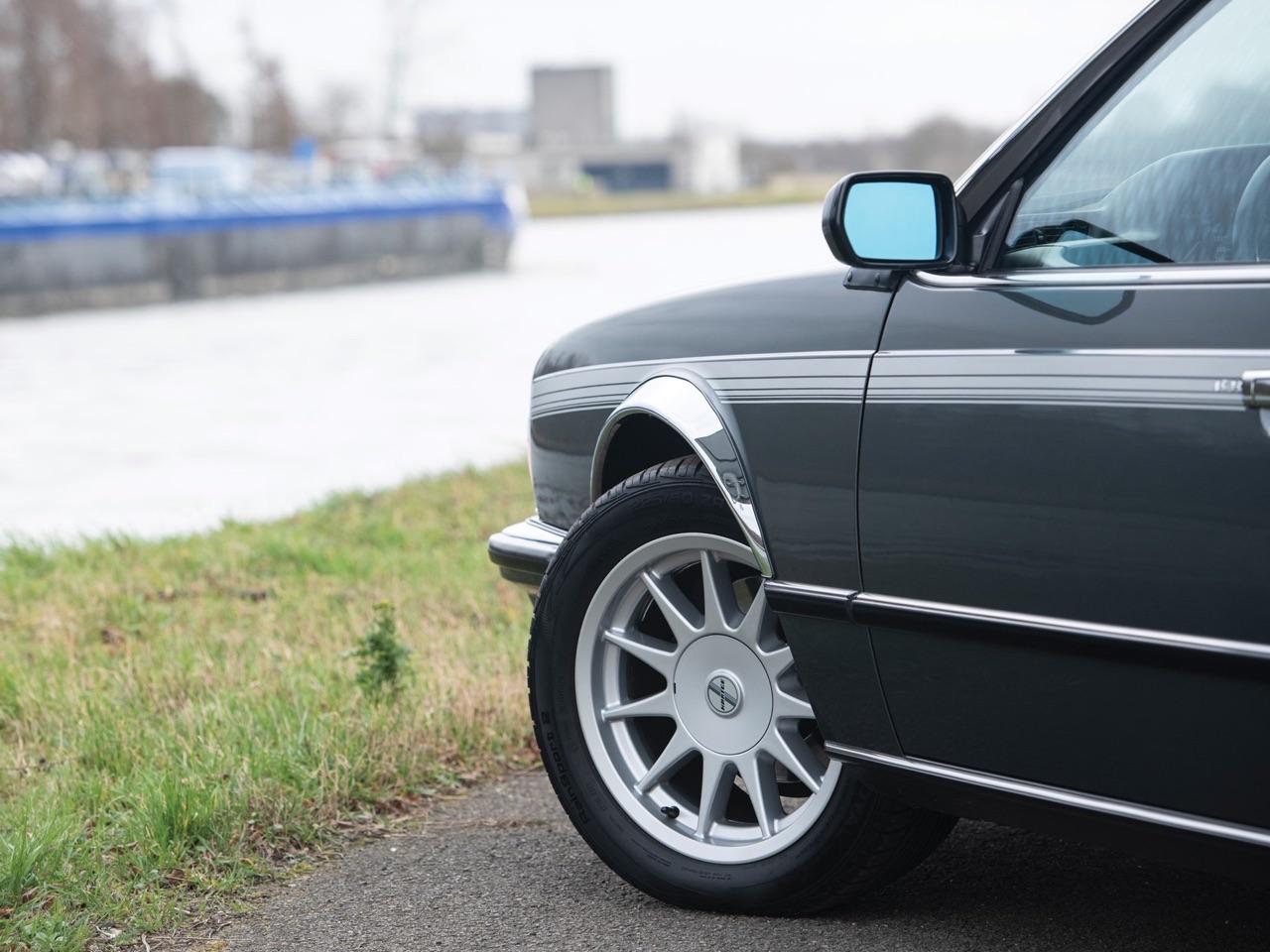 De BMW 635 Csi à Hartge H6 SP 9
