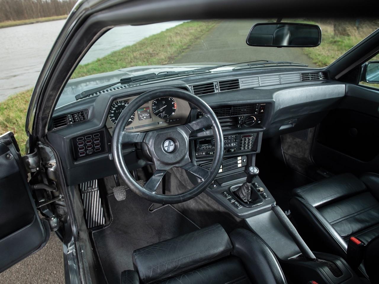 De BMW 635 Csi à Hartge H6 SP 3