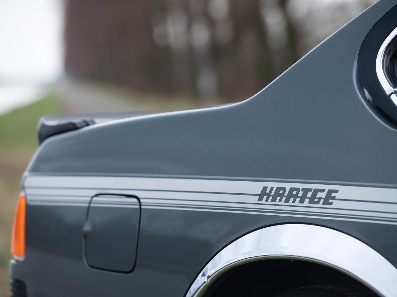 De BMW 635 Csi à Hartge H6 SP 2