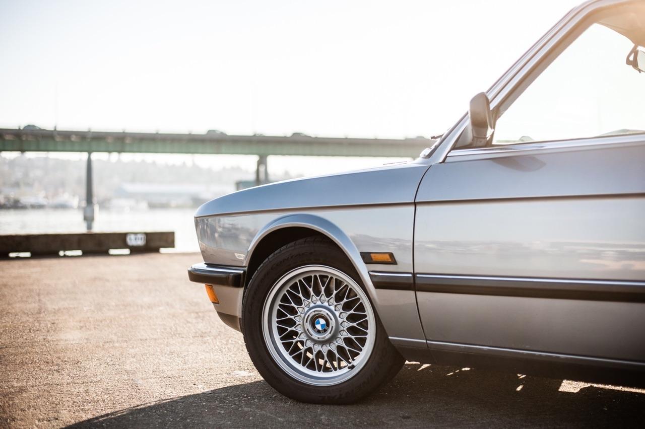 BMW E28 M532i... Greffe d'organe ! 40