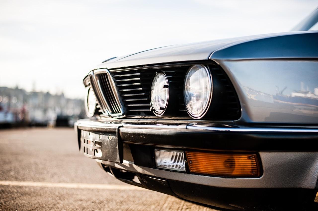 BMW E28 M532i... Greffe d'organe ! 42