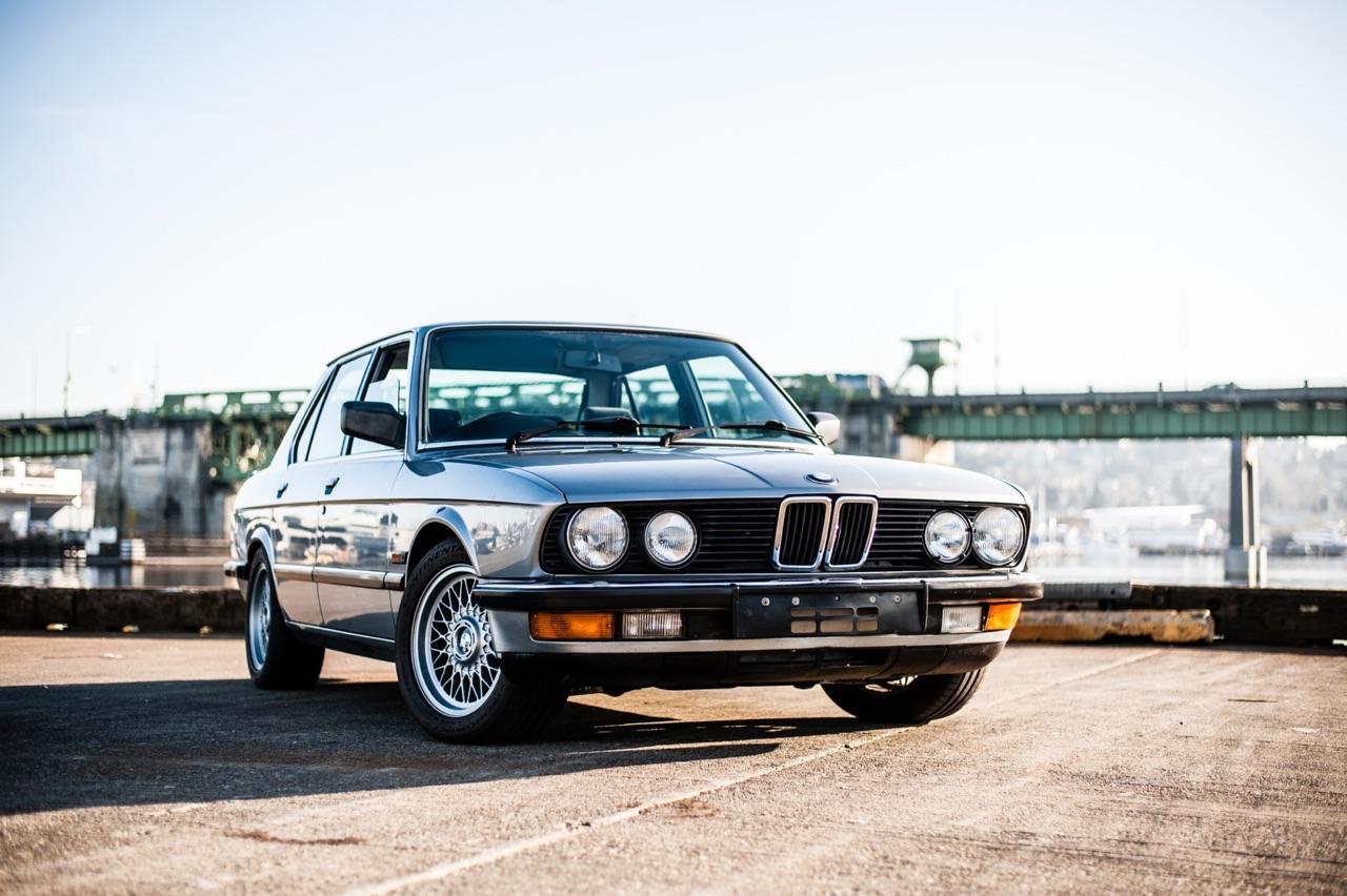 BMW E28 M532i... Greffe d'organe ! 43