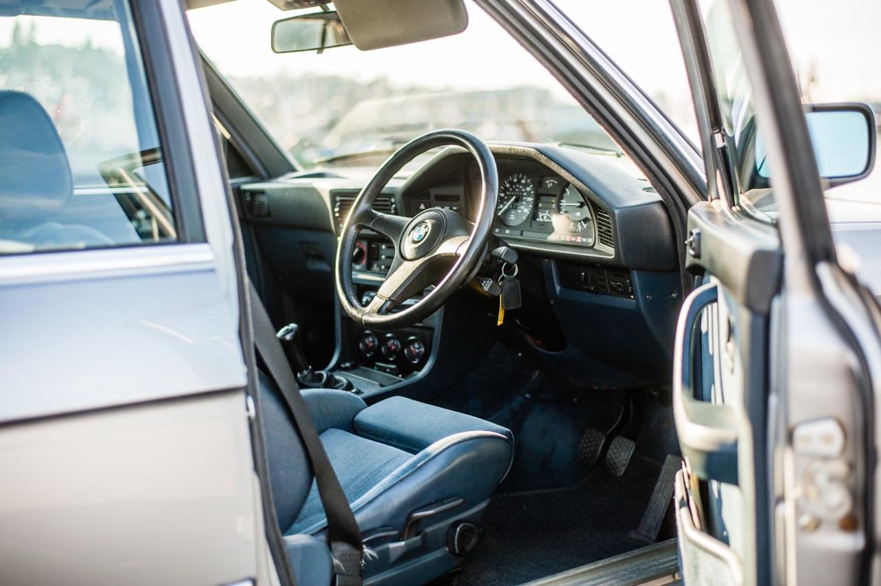 BMW E28 M532i... Greffe d'organe ! 46