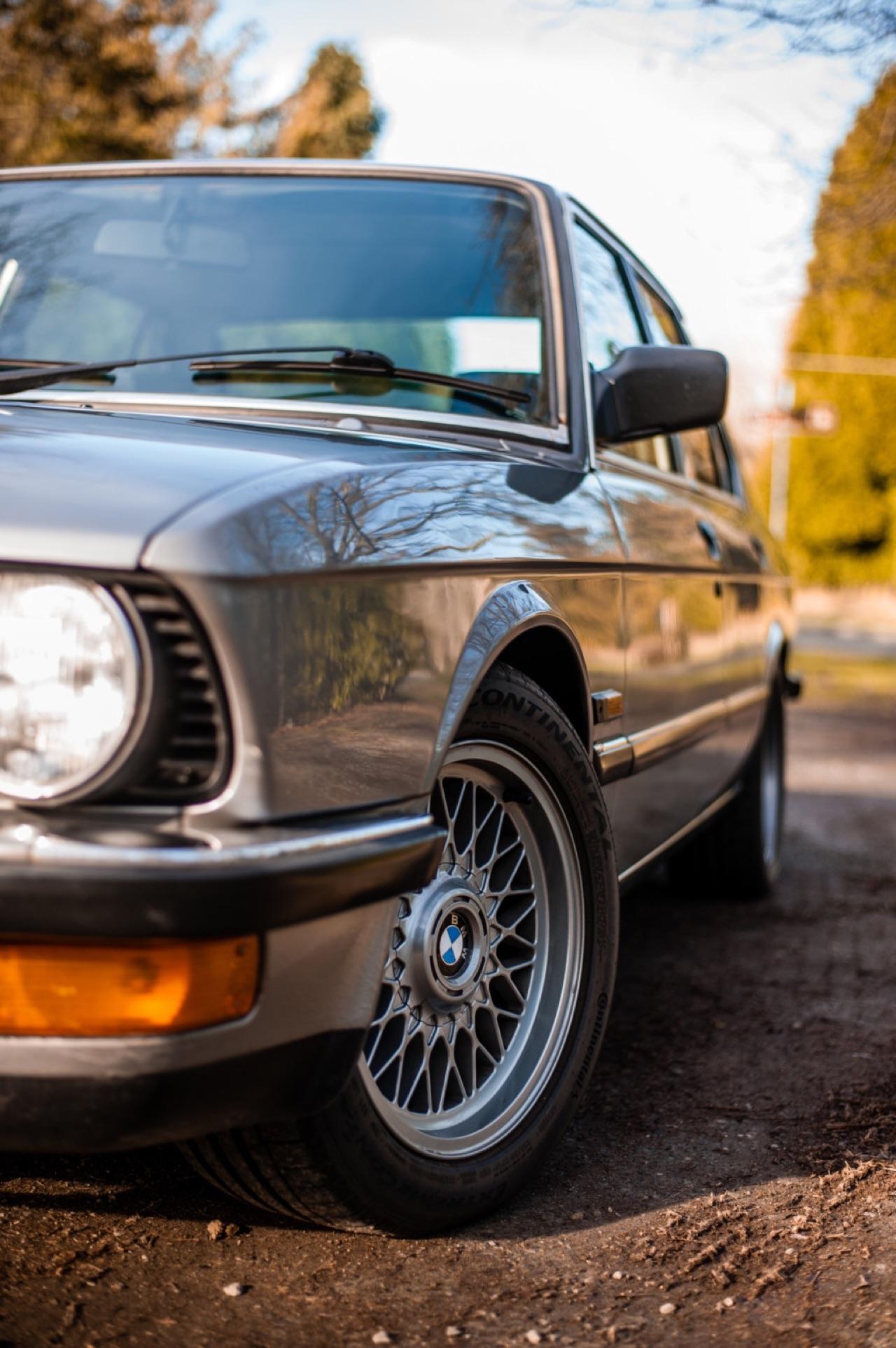 BMW E28 M532i... Greffe d'organe ! 34