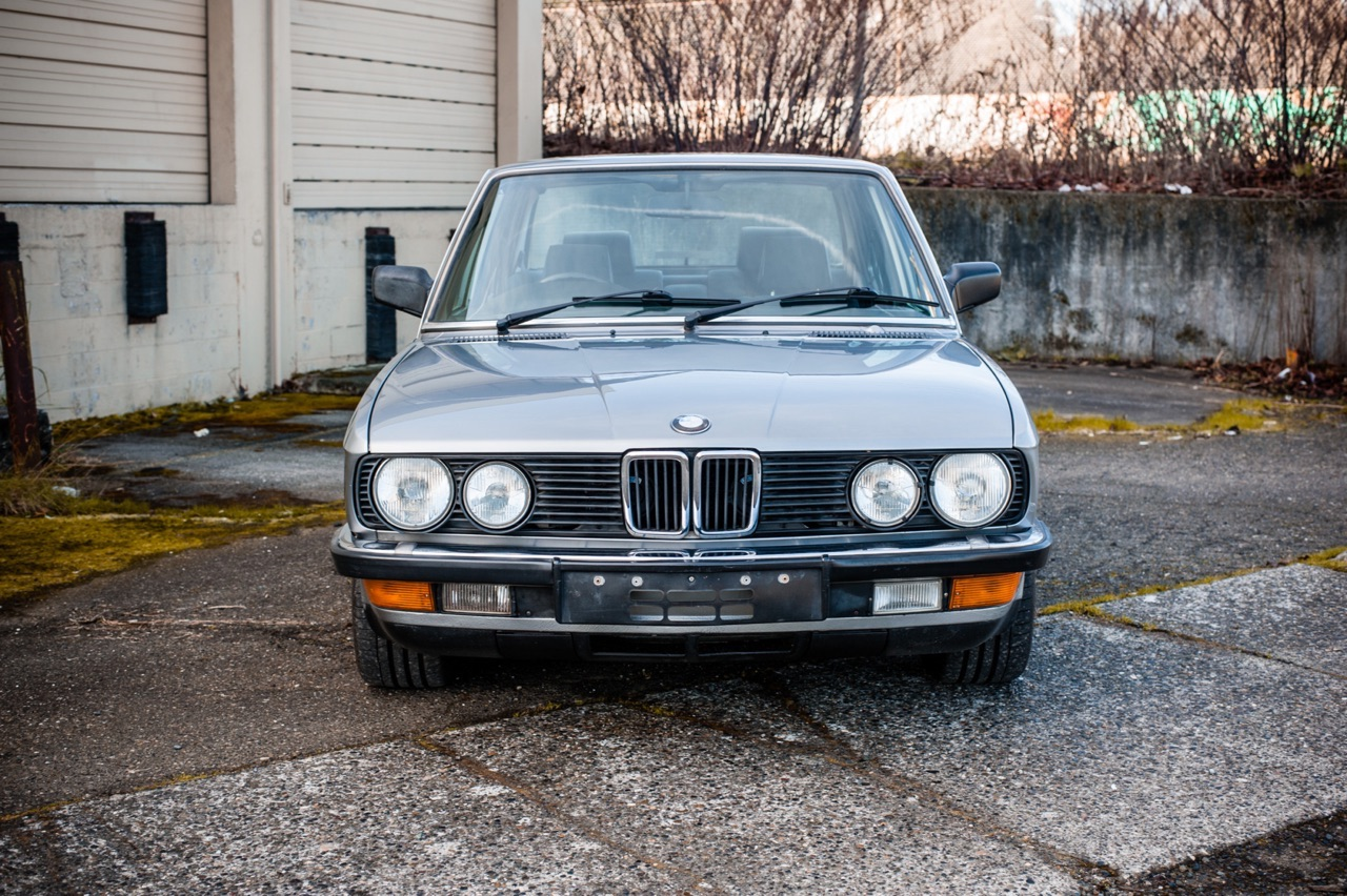 BMW E28 M532i... Greffe d'organe ! 35