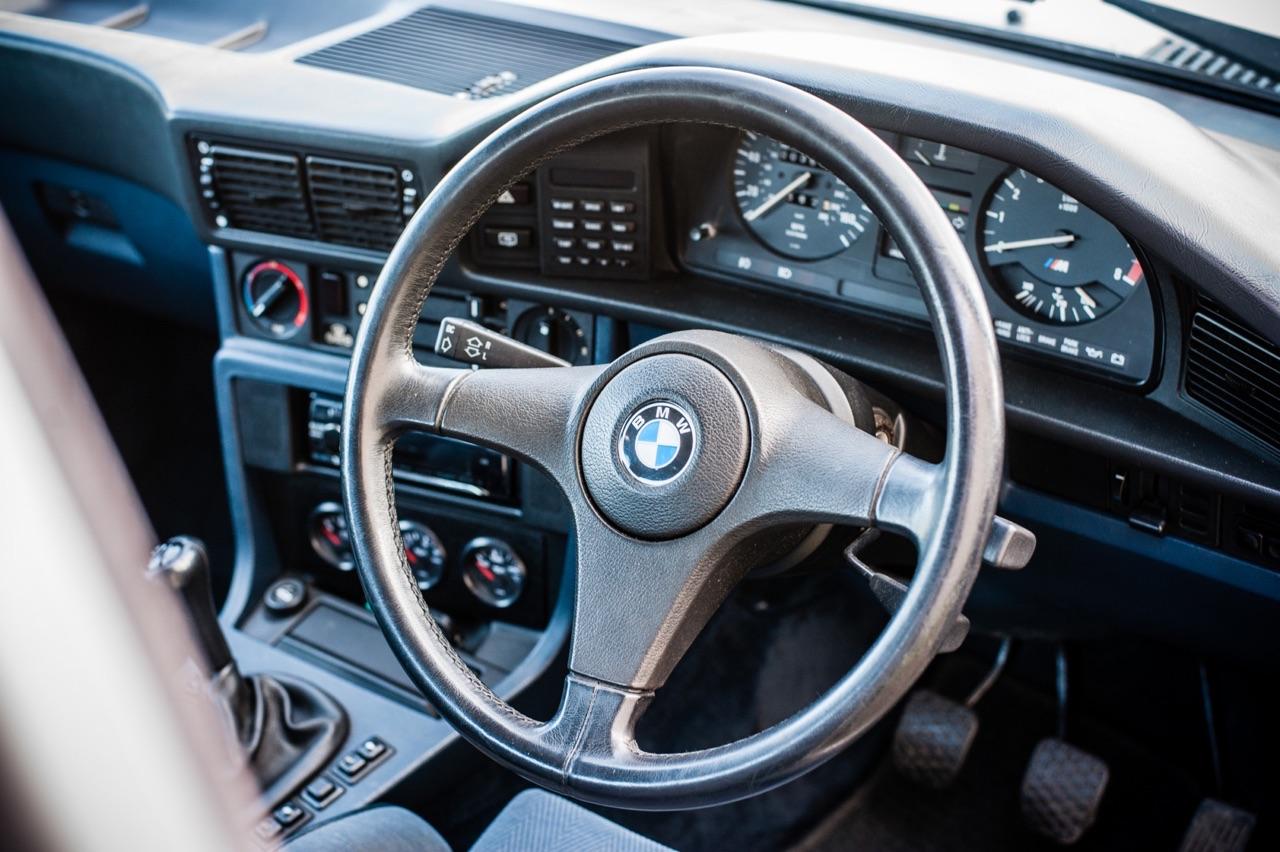 BMW E28 M532i... Greffe d'organe ! 45
