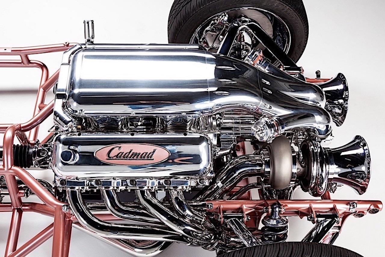 '59 Cadillac Eldorado Slammed Wagon... CadMad ! 8