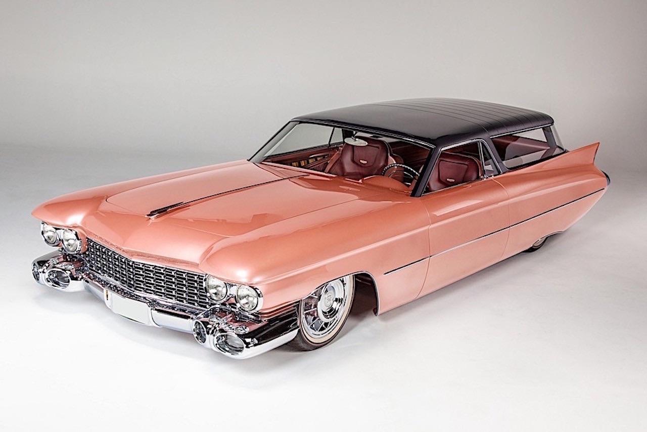 '59 Cadillac Eldorado Slammed Wagon... CadMad ! 1