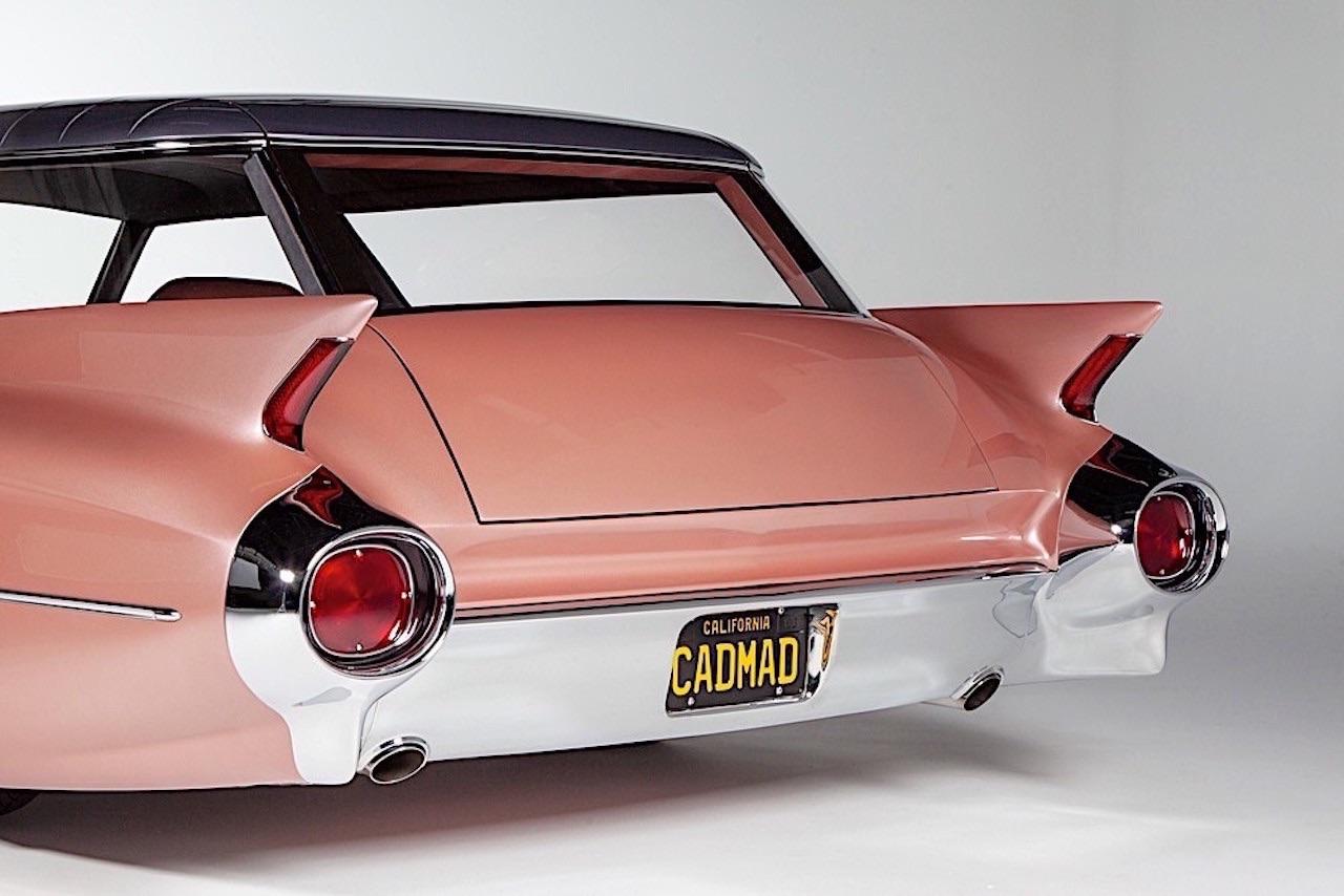 '59 Cadillac Eldorado Slammed Wagon... CadMad ! 3