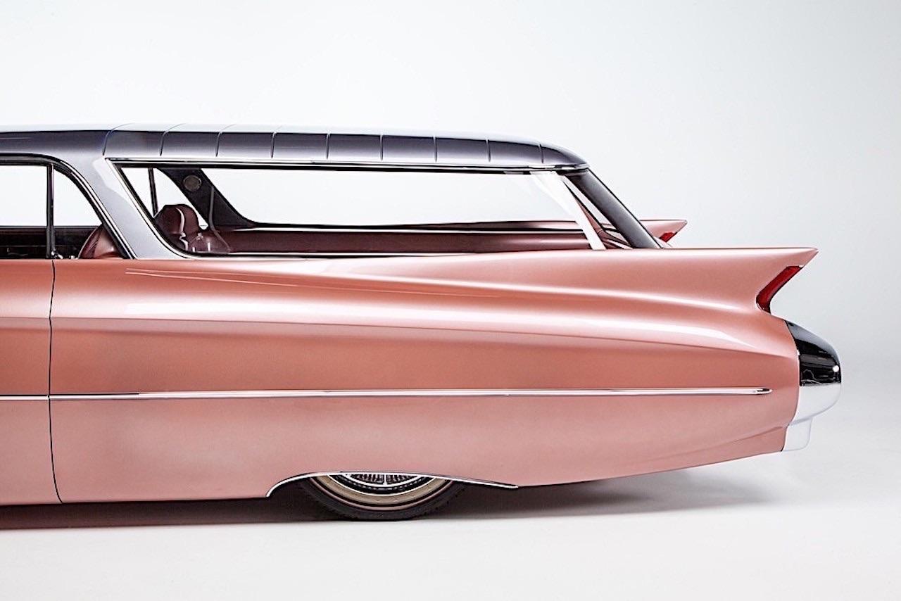 '59 Cadillac Eldorado Slammed Wagon... CadMad ! 4