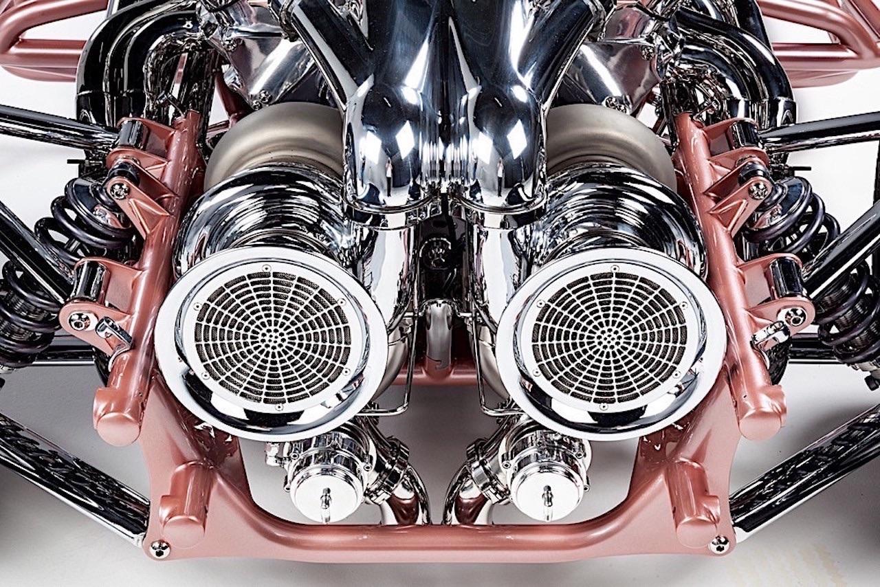 '59 Cadillac Eldorado Slammed Wagon... CadMad ! 5