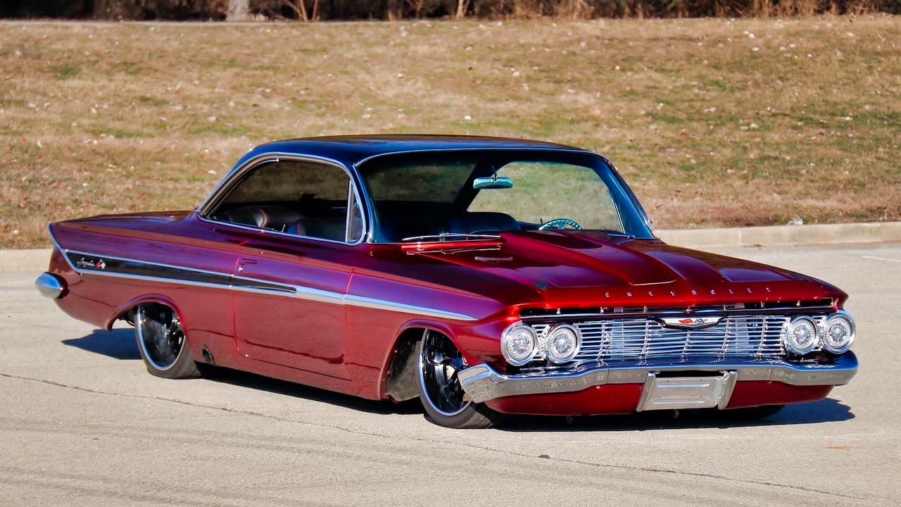 Custom '61 Chevrolet Impala SS... Doggystyle ! 9