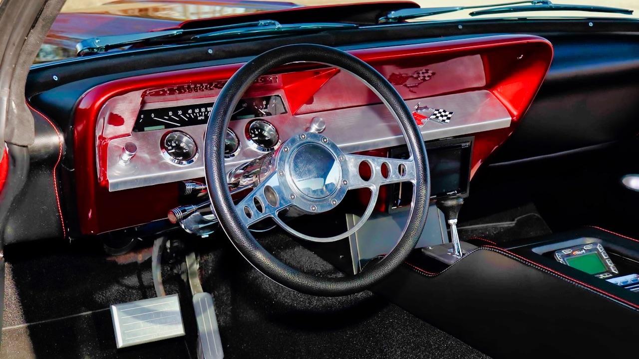 Custom '61 Chevrolet Impala SS... Doggystyle ! 14