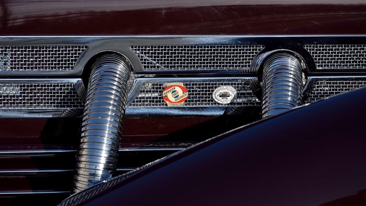 '37 Cord 812 Supercharged - Celle qu'on connait mais qu'on ne connait pas ! 8