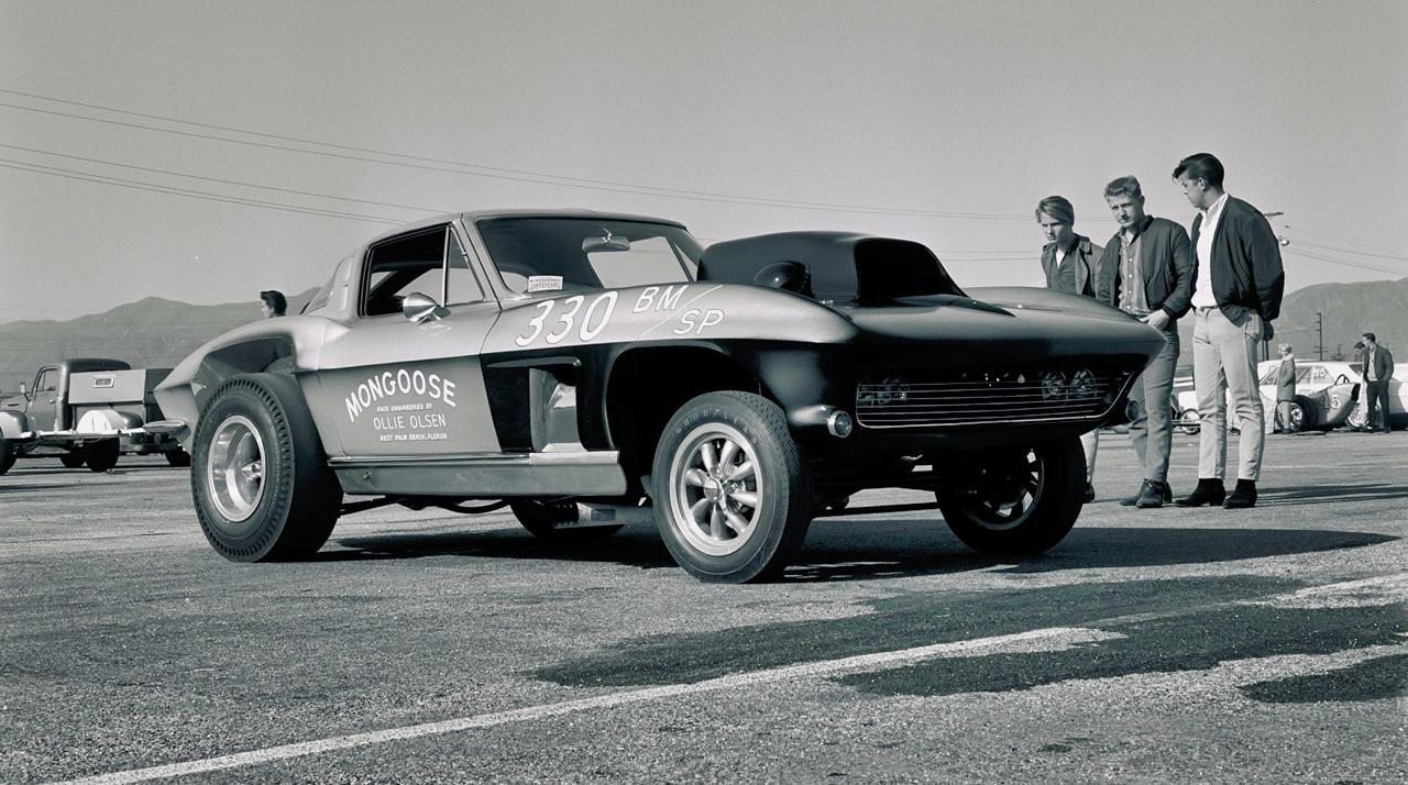 Mongoose Corvette Grand Sport 63... Cobra Killer ! 3