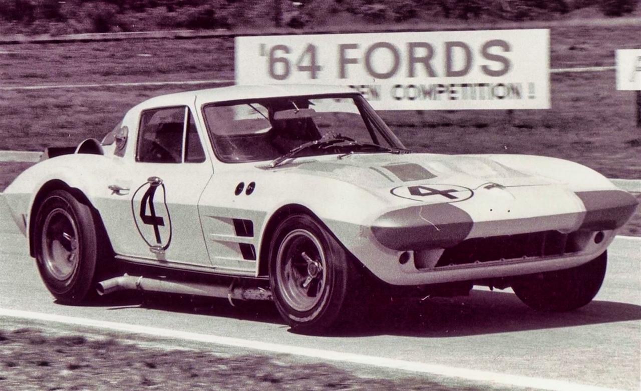 Mongoose Corvette Grand Sport 63... Cobra Killer ! 4