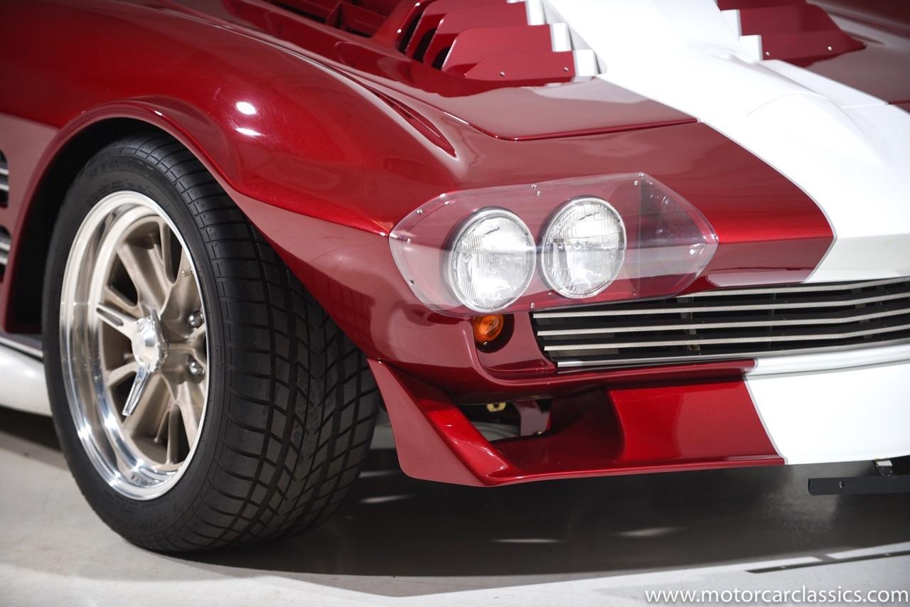 Mongoose Corvette Grand Sport 63... Cobra Killer ! 10