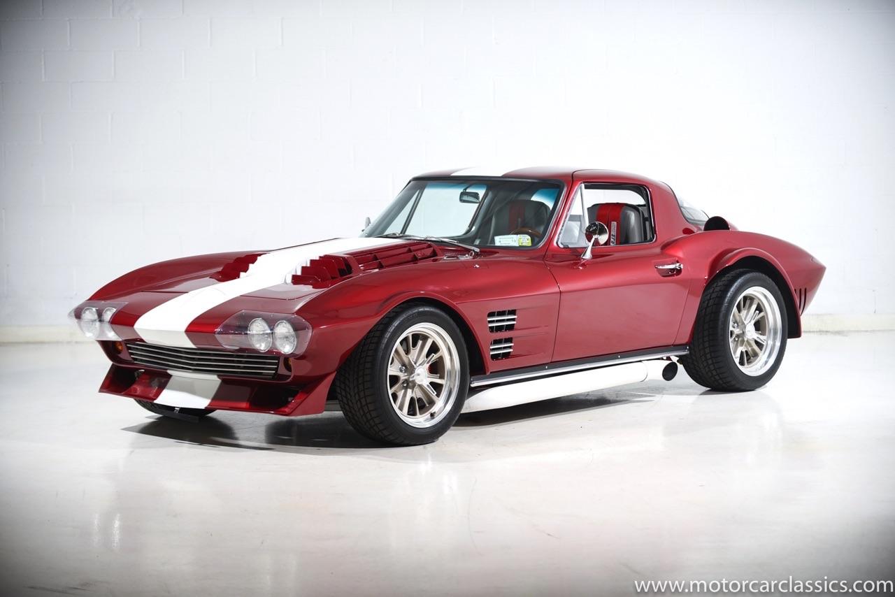 Mongoose Corvette Grand Sport 63... Cobra Killer ! 13