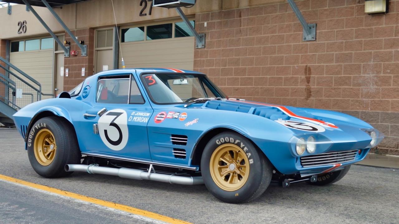 Mongoose Corvette Grand Sport 63... Cobra Killer ! 7
