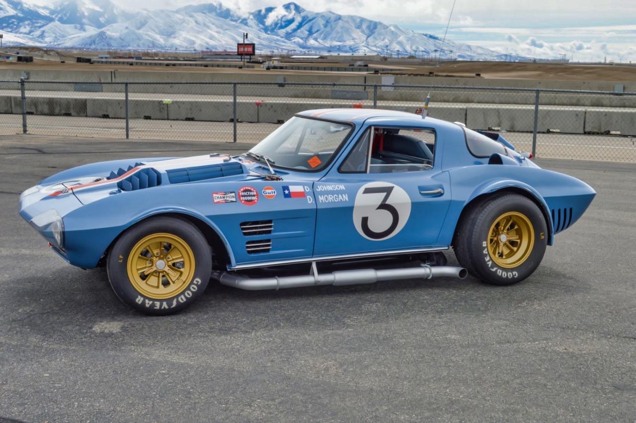 Mongoose Corvette Grand Sport 63... Cobra Killer ! 6