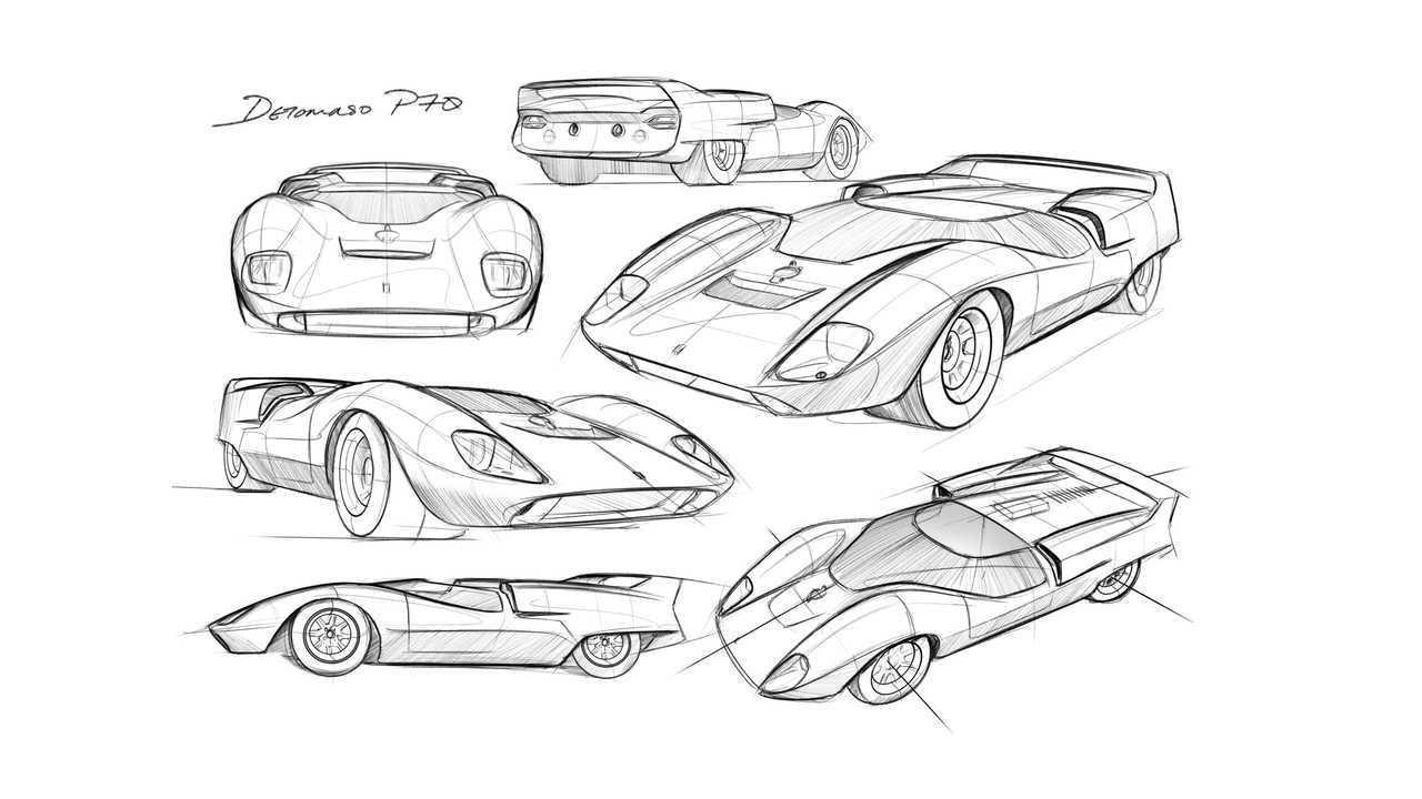 '65 De Tomaso P70... Just one ! 13