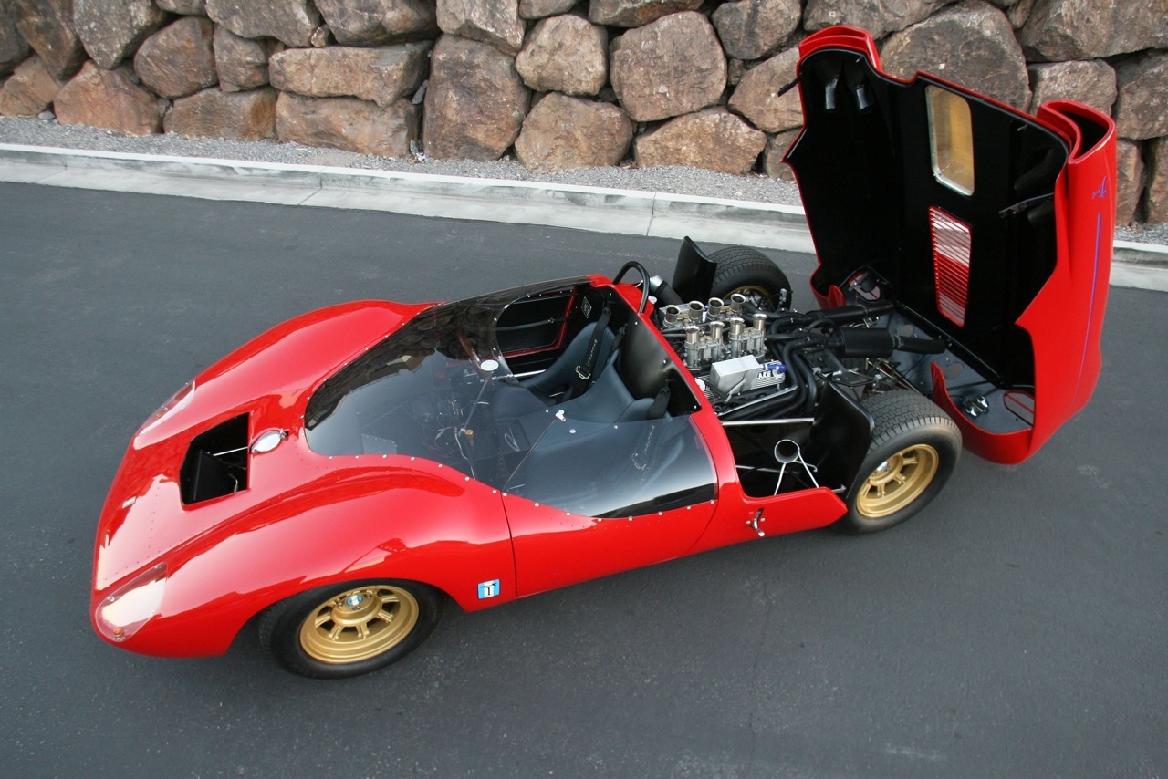 '65 De Tomaso P70... Just one ! 15
