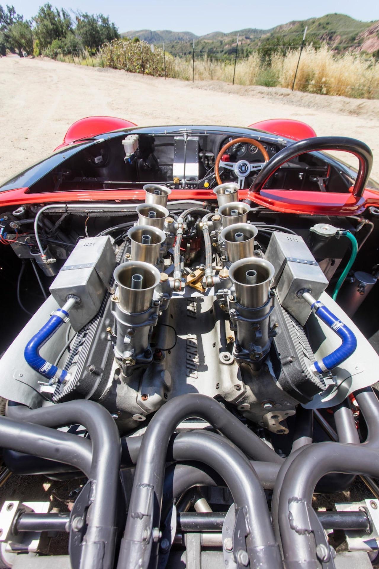 '65 De Tomaso P70... Just one ! 9