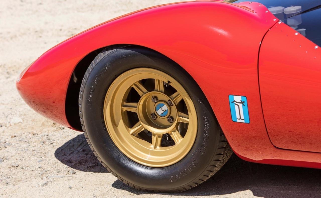 '65 De Tomaso P70... Just one ! 6