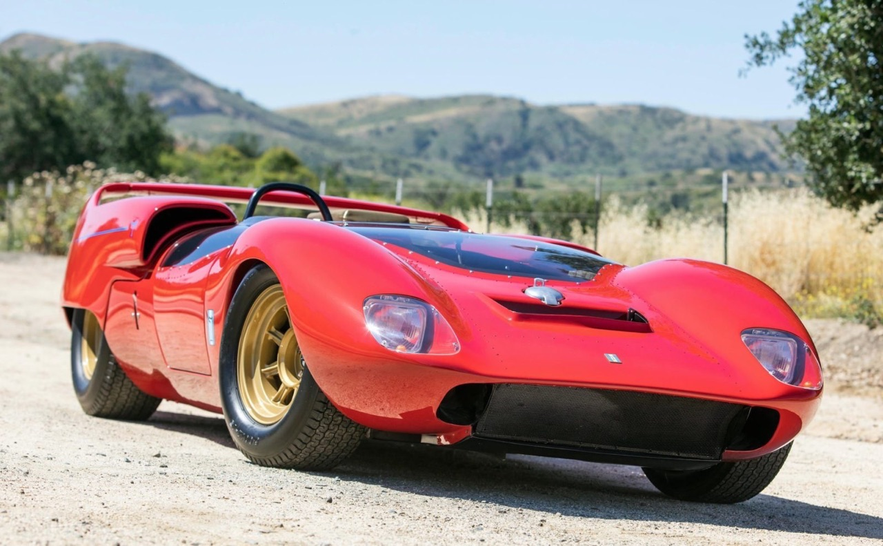 '65 De Tomaso P70... Just one ! 16
