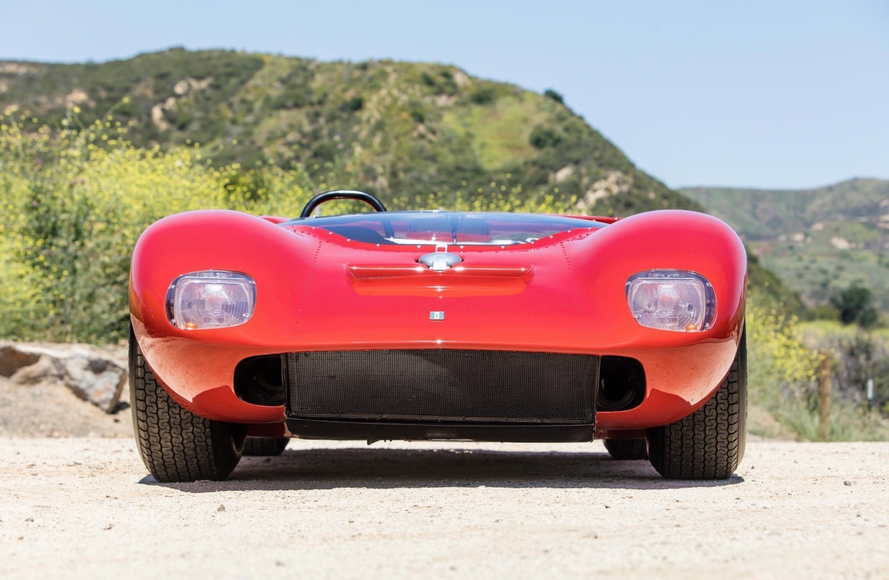 '65 De Tomaso P70... Just one ! 5