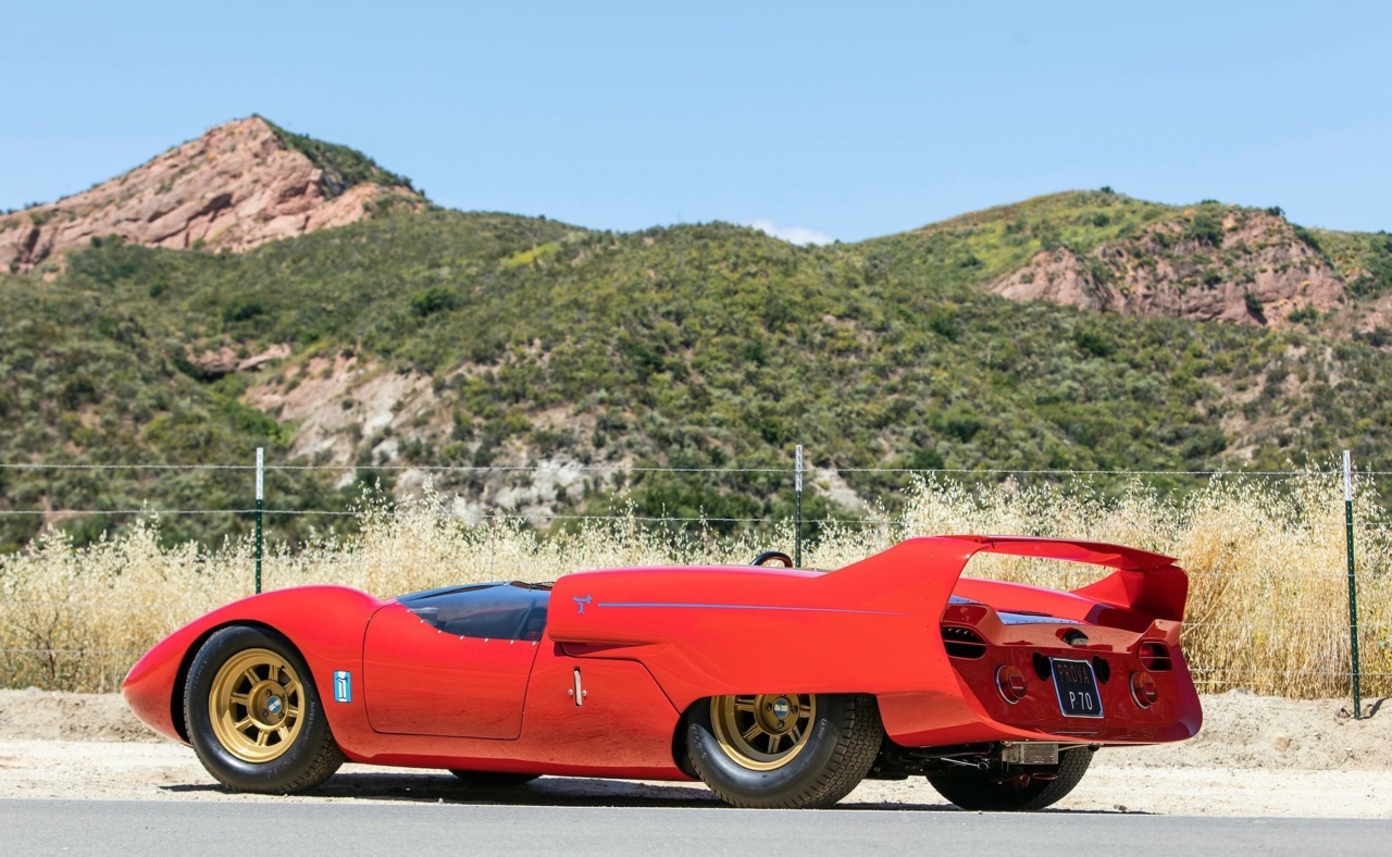 '65 De Tomaso P70... Just one ! 2