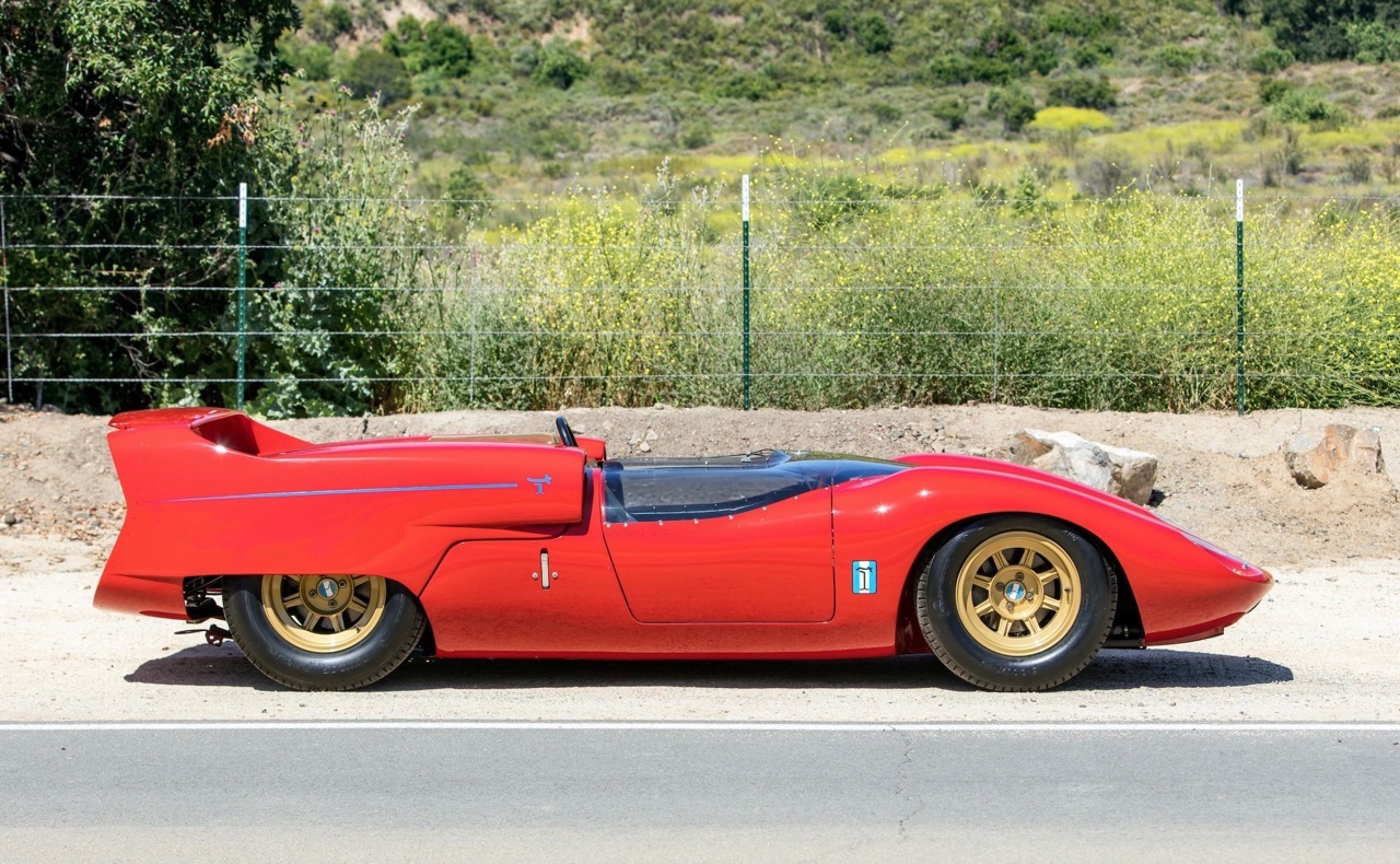 '65 De Tomaso P70... Just one ! 1