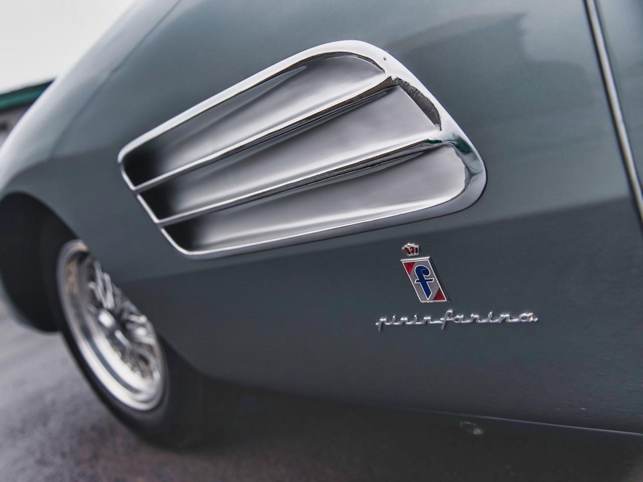 Ferrari 250 GT Speciale Pininfarina... Sa majesté ! 6