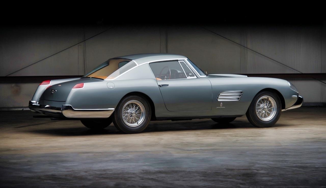 Ferrari 250 GT Speciale Pininfarina... Sa majesté ! 9