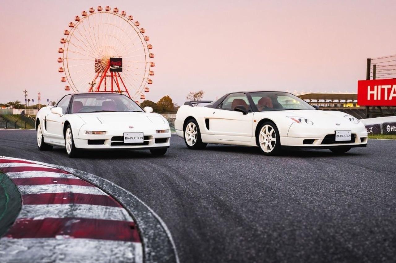 Honda NSX-R : Réunion de famille à Suzuka... et Tsukuba ! 1