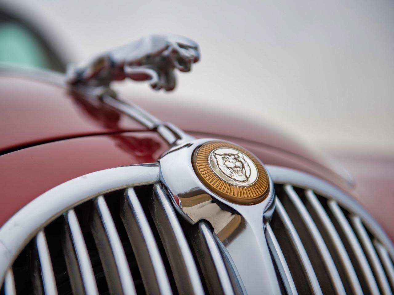 Restomod Jaguar MkII 3.8... enfin, plutôt Beacham V8 Supercharged ! 4
