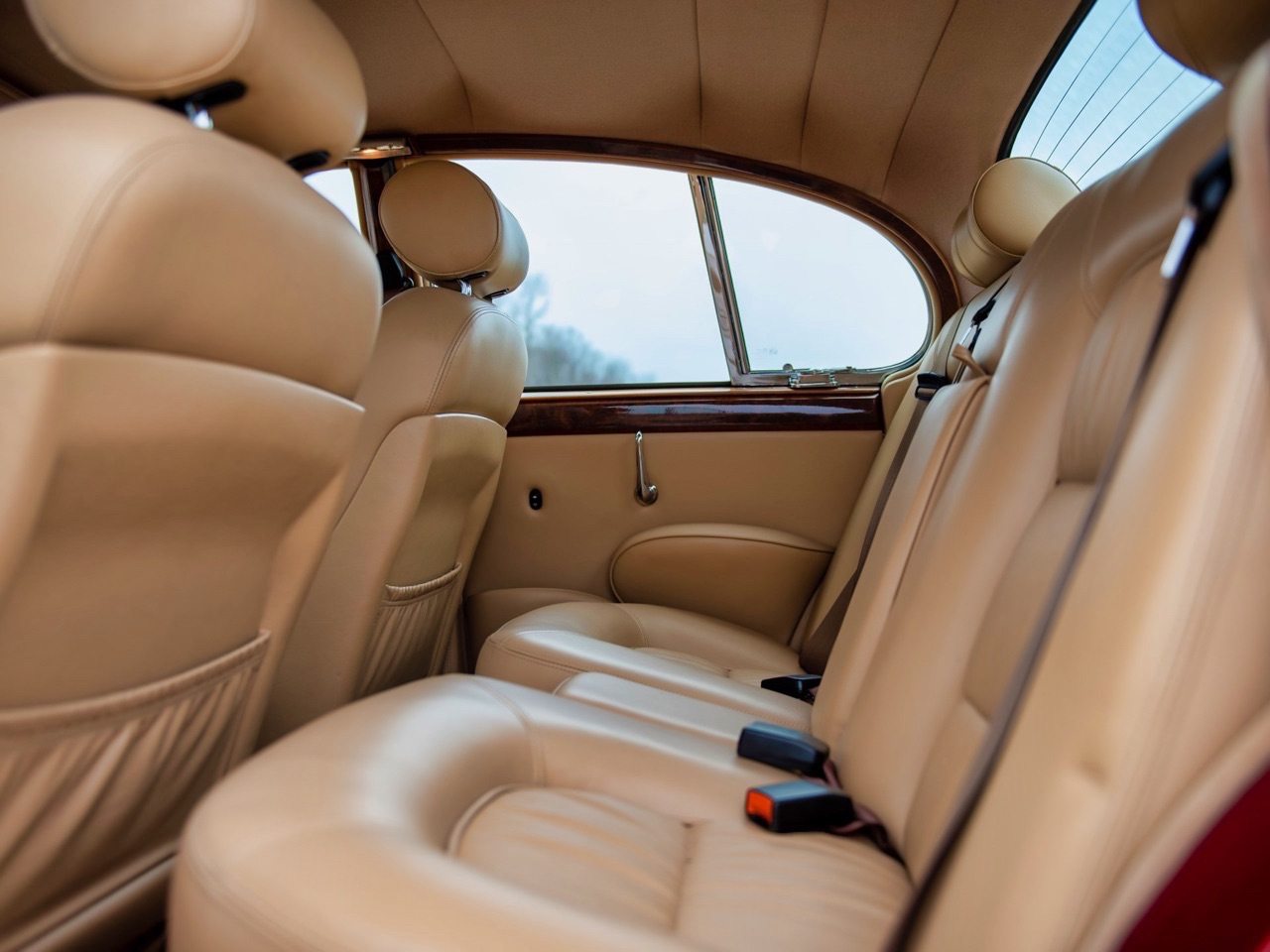 Restomod Jaguar Mk2 3.8... enfin, plutôt Beacham V8 Supercharged ! 11
