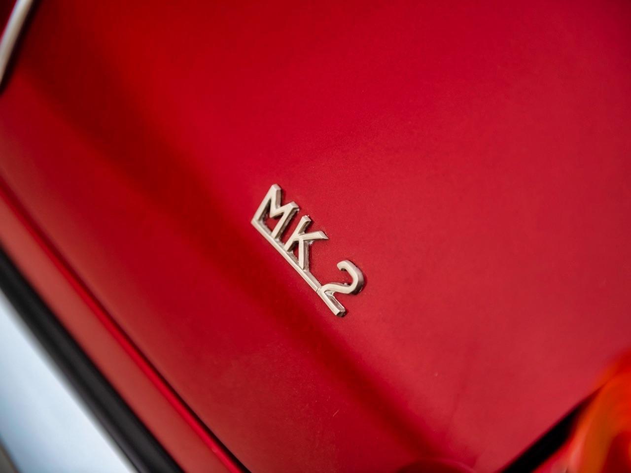 Restomod Jaguar MkII 3.8... enfin, plutôt Beacham V8 Supercharged ! 5