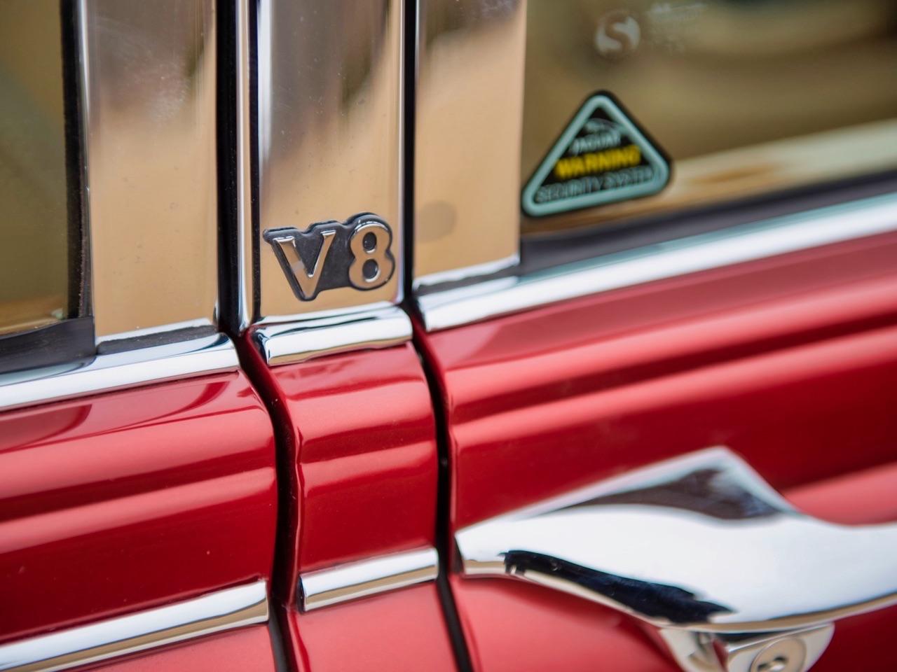 Restomod Jaguar MkII 3.8... enfin, plutôt Beacham V8 Supercharged ! 9